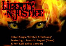 Liberty n Justice announce first single and video for &#8216;Stretch Armstrong&#8217;