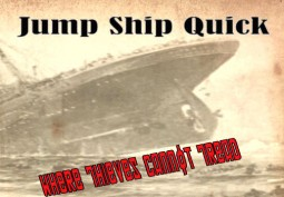 Thumper Punk Records and Punk Roxx Records to release Jump Ship Quick