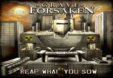 REVIEW: Grave Forsaken – Reap What You Sow