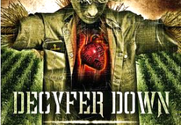 "Decyfer Down announces new album ""Scarecrow"""