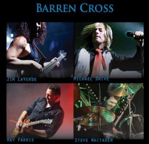 BarrenCross