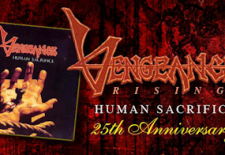 Roxx Productions to Re-Issue Vengeance Rising: Human Sacrifice