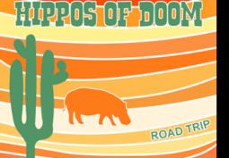 Album Review: Hippos Of Doom – Road Trip