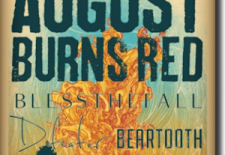 August Burns Red Tour With Bless the Fall, Defeater, and Beartooth