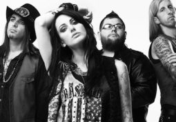"The Letter Black: ""Pain Killer"" song premiere"
