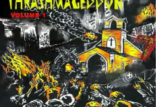 Roxx Records to release compilation Thrashmageddon Vol 1