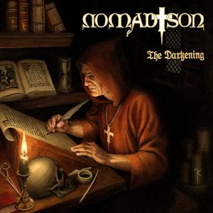 nomadson_thedarkening_albumcover