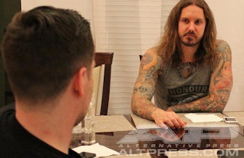 Tim Lambesis breaks his year-long silence