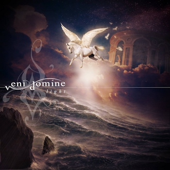 Veni Domine _Light_Cover