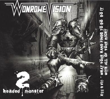 WonroweVision_ 2HeadedMonster