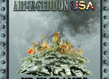 Album Review | Armageddon USA – Up in Flames